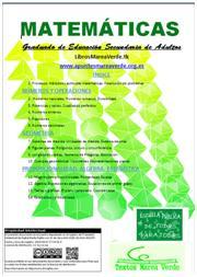 Libro de matemáticas Nivel I